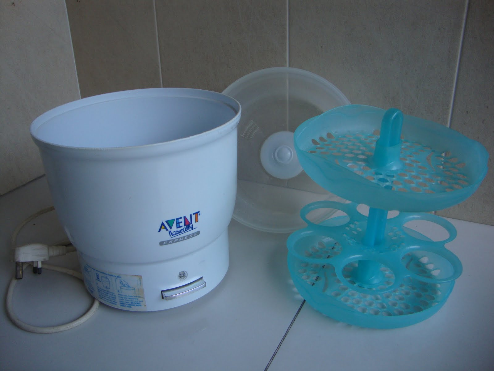 Toys N Joys Hawaii : Joys of toy baby stuff pre loved avent steam sterilizer