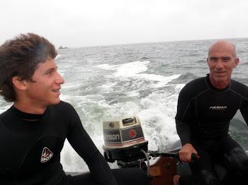 Navegando a Pachacamac