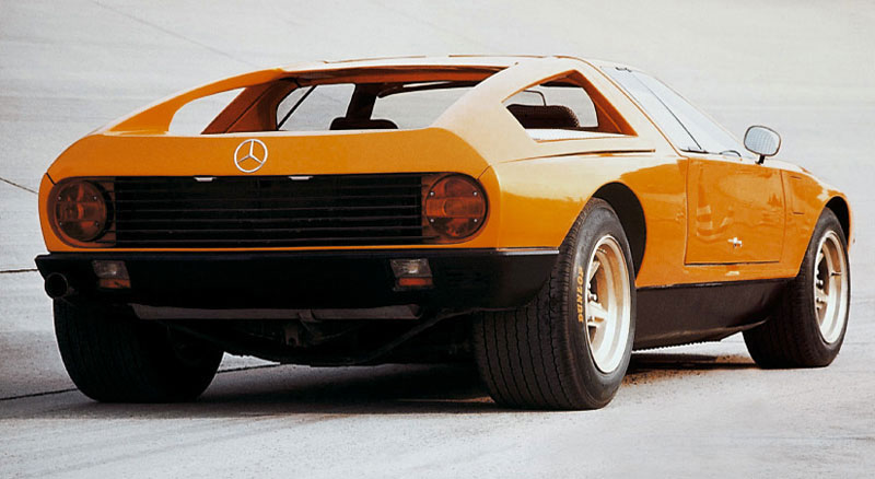 mercedes benz c111 car barn sport