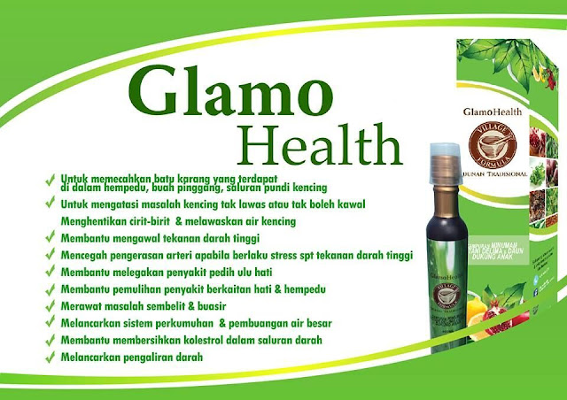 PRODUK GLAMOHEALTH PENYEMBUH BATU KARANG