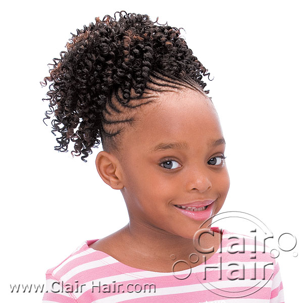 Kids Hairstyle Braids
