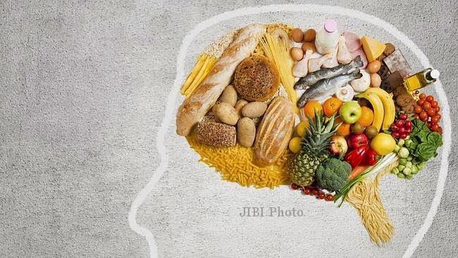 makanan yang mencerdaskan otak