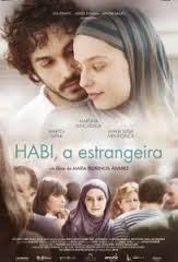"""Poster do filme """"Habi, A Estrangeira"""""""