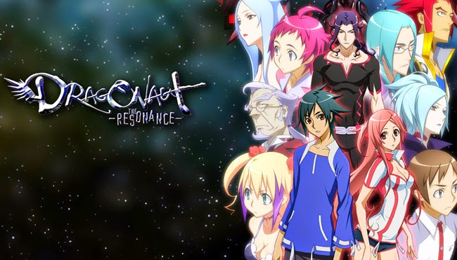 Dragonaut The Resonance (Dragonautas la Resonancia))