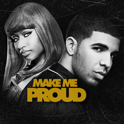 Drake - Make Me Proud (feat. Nicki Minaj) Lyrics