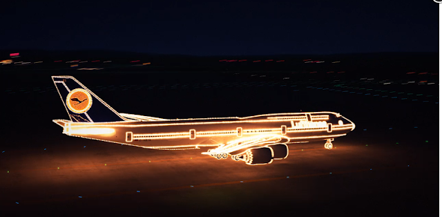 Lufthansa ran a nearly two month long campaign to get eyeballs during Diwali, which among other things culminated in a dazzling illumination of a 747-8 plane.  The airline promised to add a light to each Diwali wish sent through its website. Over seven weeks this generated 1.75 lakh Diwali wishes - enough to light up the plane brilliantly and make it look like an alien ship.