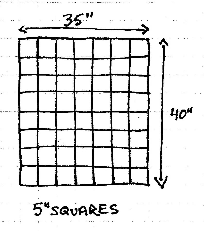 My Fabric Obsession Calculating Fabric Requirements For A Rag Quilt
