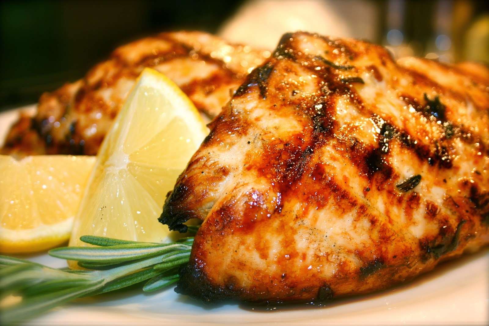 Kusina Master Recipes: Easy Grilled Lemon Chicken