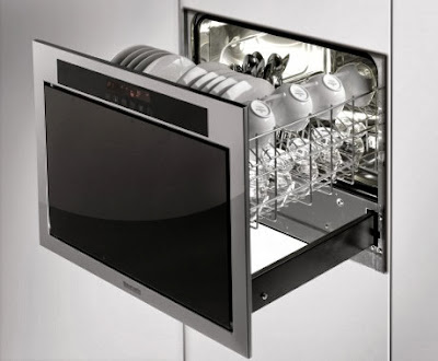 Lave vaisselle tiroir