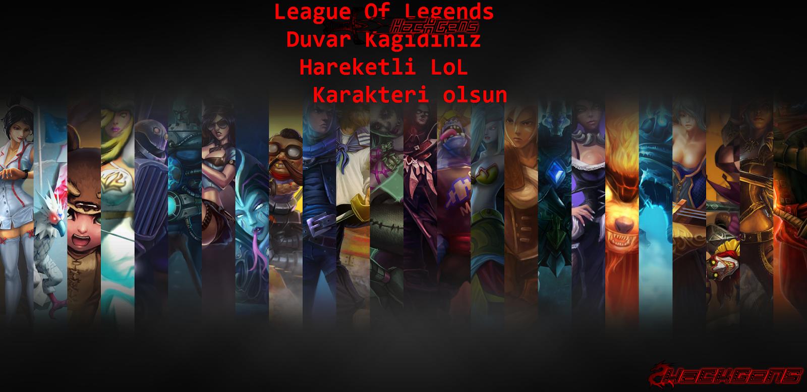 Wallpers league of legends xxx movies