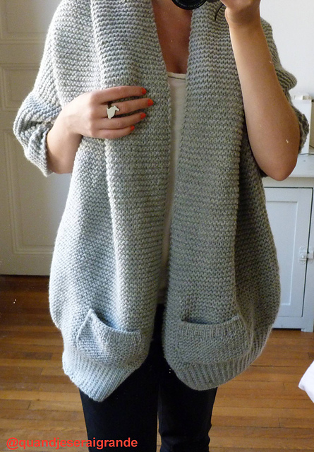 Free Knitting Pattern For A Gilet : Hot pocket of delight: spread the love of knitting: 02.12 Free patterns