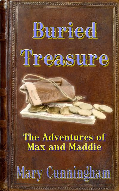 Buy Now! Buried Treasure: The Adventures of Max and Maddie