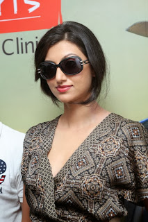 Actress Hamsa Nandini Latest Pictures at Saberi�s Optical Showroom Launch 0014