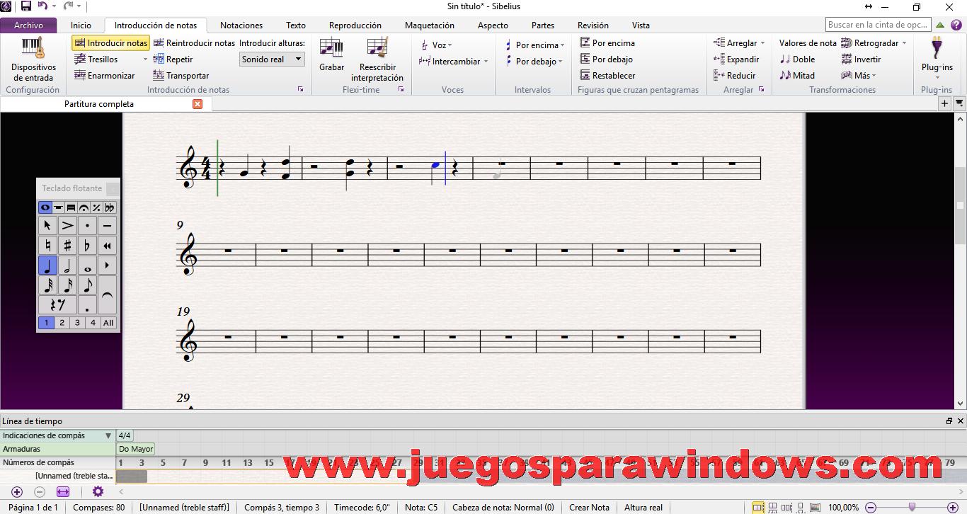Avid Sibelius 8 Descargarlo e Instalacion
