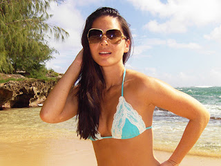 Hot Model Olivia Munn - Bikini Body