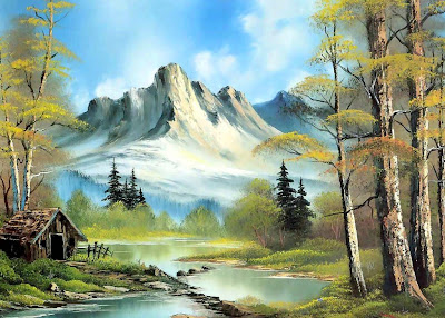 paisajes-al-oleo-bob-ross