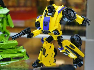 Swindle Transformers Generations Bruticus BOTCON 2012
