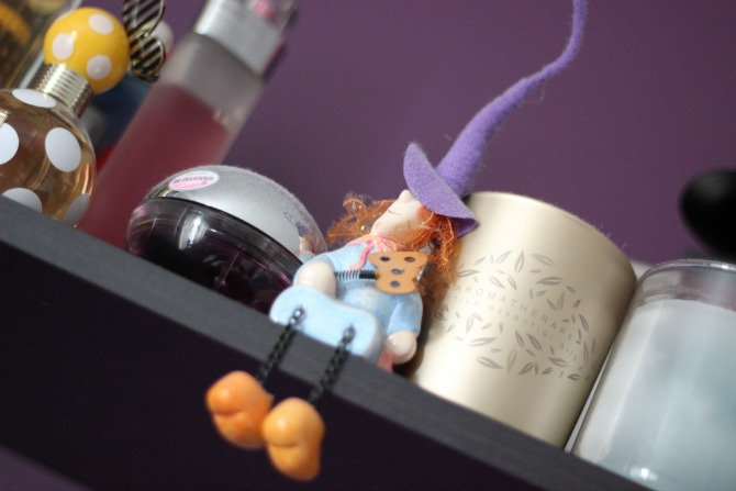 Witch on a shelf