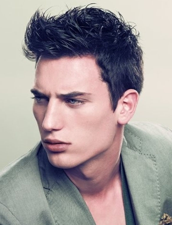 Men s haircut trends for 2012