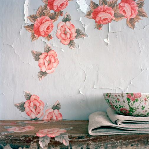 Vintage Pasi?n por el detalle flores y vintage {Passion for details~ Estilo Vintage Decoracion Caracteristicas