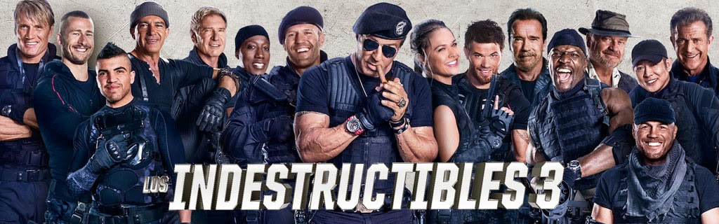 Los Indestructibles 3 (The Expendables 3) (2014)