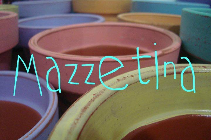Mazzetina