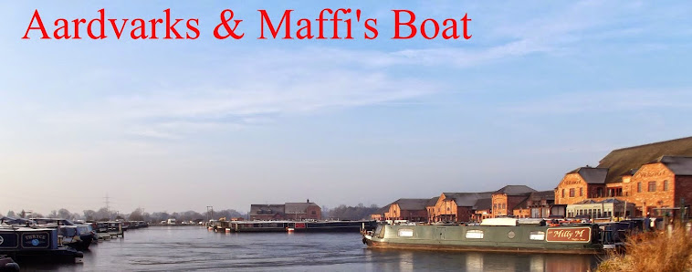 Aardvarks and Maffi's Boat