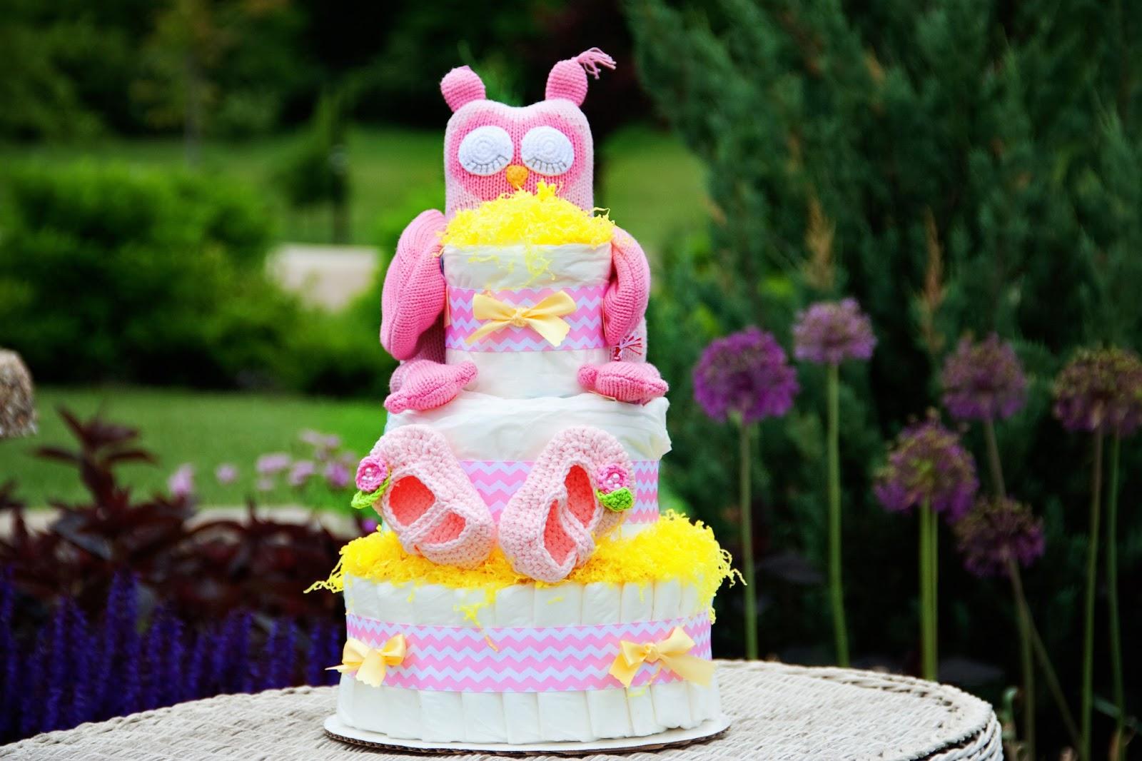 Make Onesie Cake