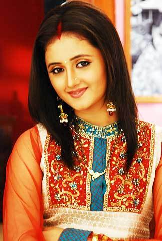 Rashmi Desai In Anarkali Frock