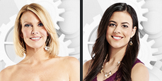BBCAN3 Risha and Pilar Nominated for Eviction