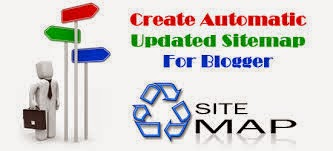 How To Create A Stylish Automated Sitemap In Blogger