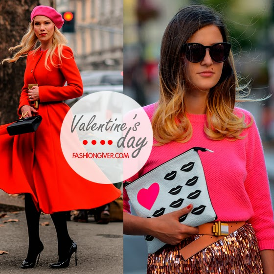 What to Wear on Valentine's Day 2014