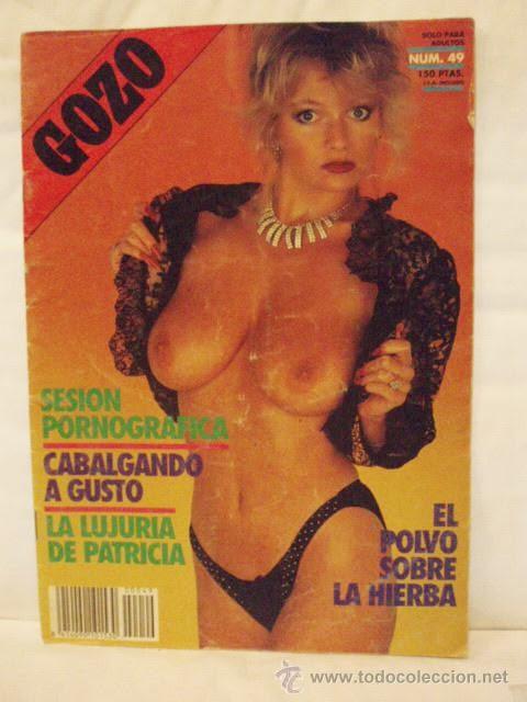 La Revista por nográfica Gozo fue la puerta de entrada a la sexualidad de muchos adolescentes durante décadas