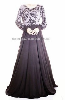 NBH0113 FATIMAH PRINCESS DRESS