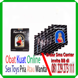 Obat Kuat Super Magic Tissue