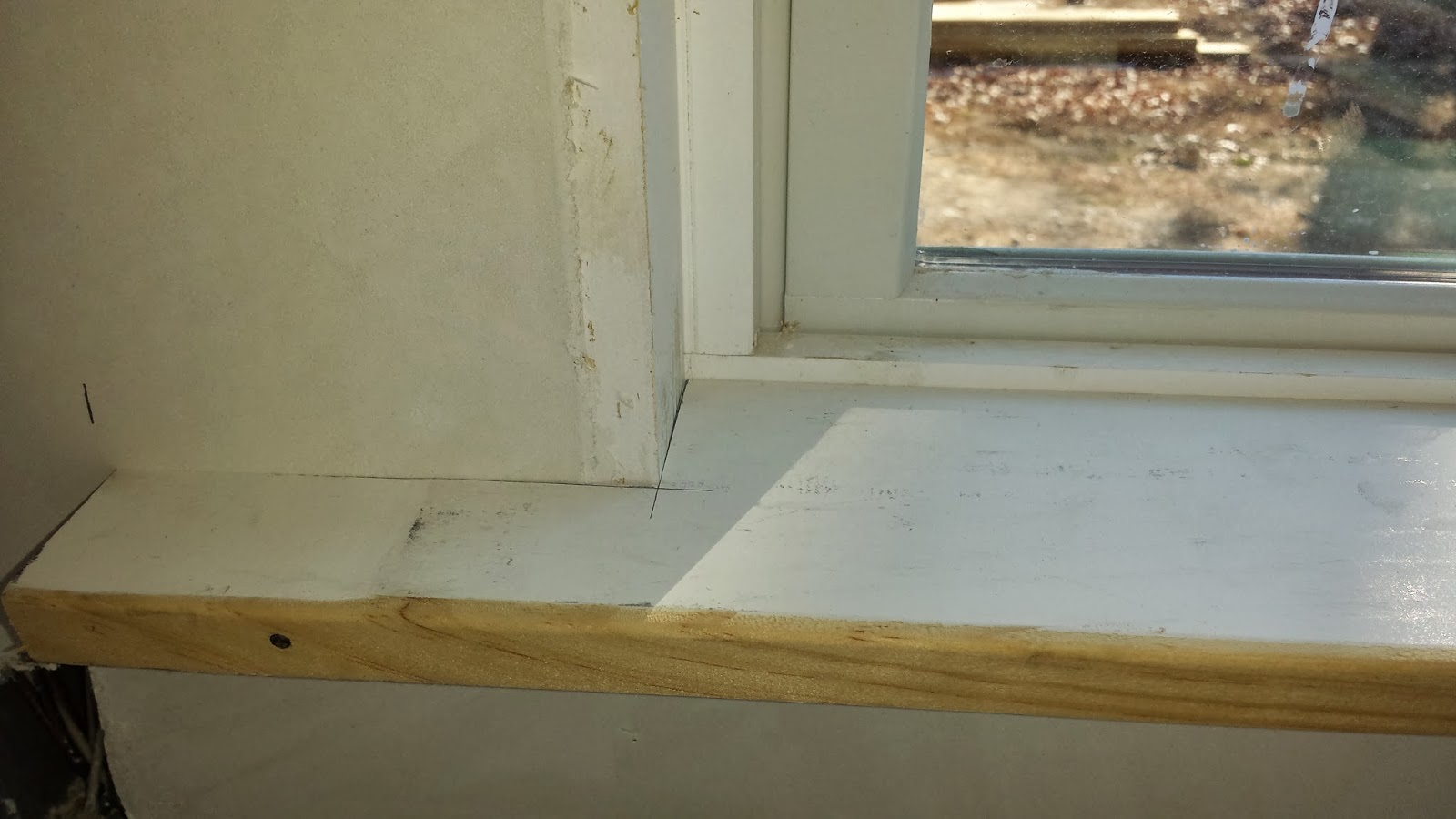 Interior Window Sill Trim Ideas