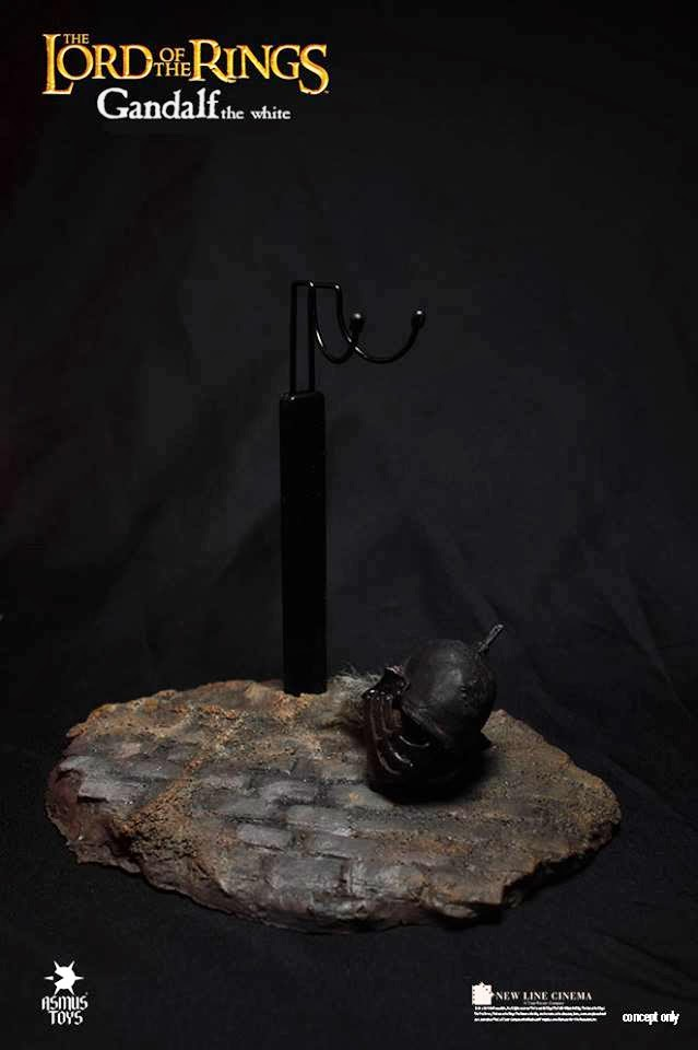 [Asmus Toys] The Lord of the Rings 1/6 scale - Gandalf F1