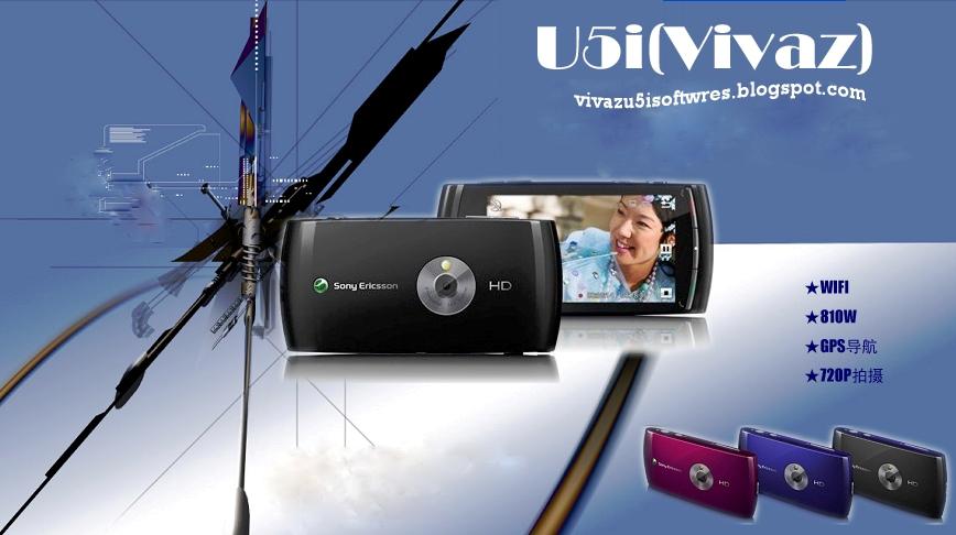 VIVAZ U5i SOFTWRES THEMES GAMES