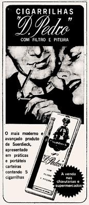 1971; propaganda anos 70; história decada de 70; reclame anos 70; propaganda cigarros anos 70; Brazil in the 70s; Oswaldo Hernandez;