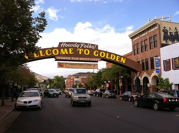 Golden, Colorado