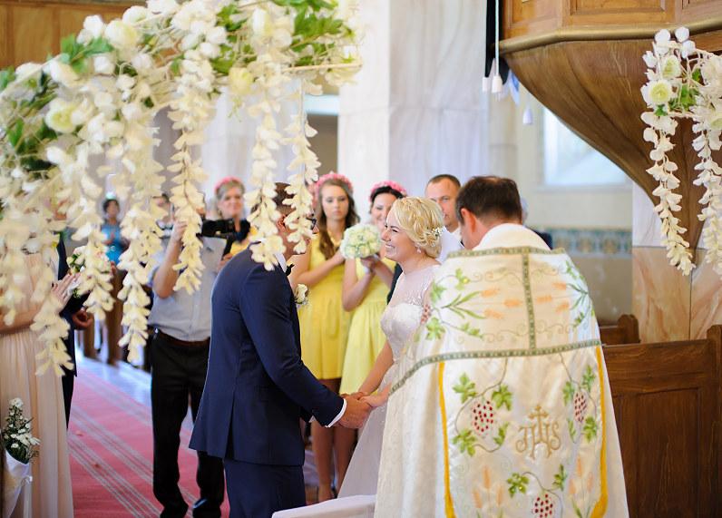 bažnučios papuošimai vestuvėms