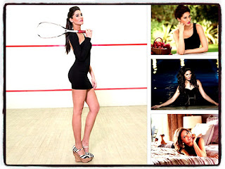 Nargis Fakhri Looks Gorgeous for Castel Royale Ad Campaign Pictureshoot
