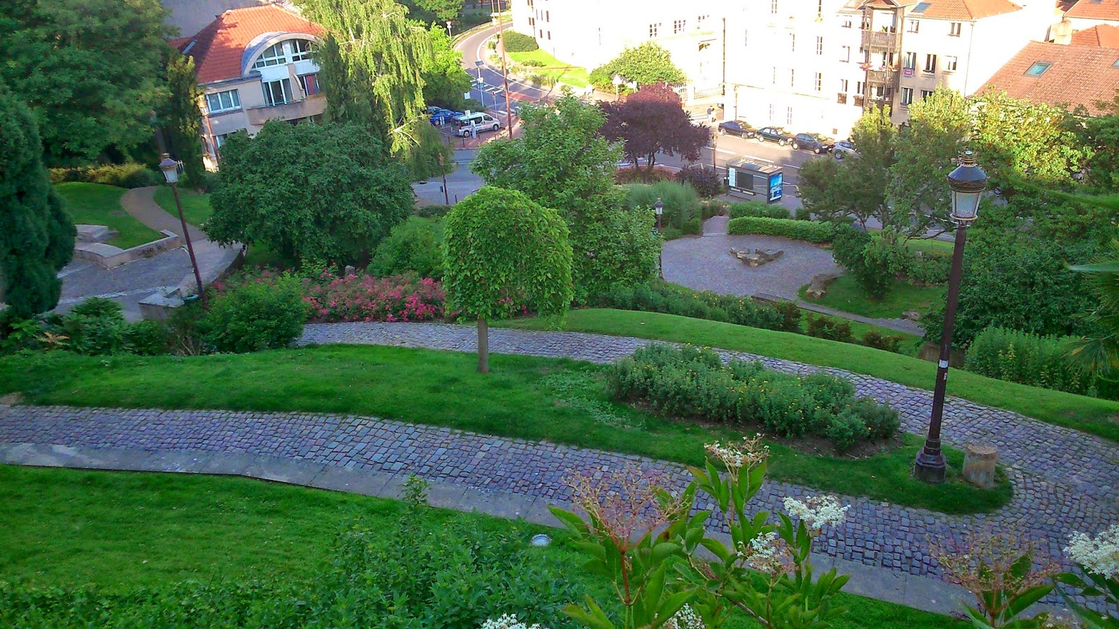 A la d couverte de notre patrimoine metz ville d 39 eau et de jardins for Jardin fabert metz