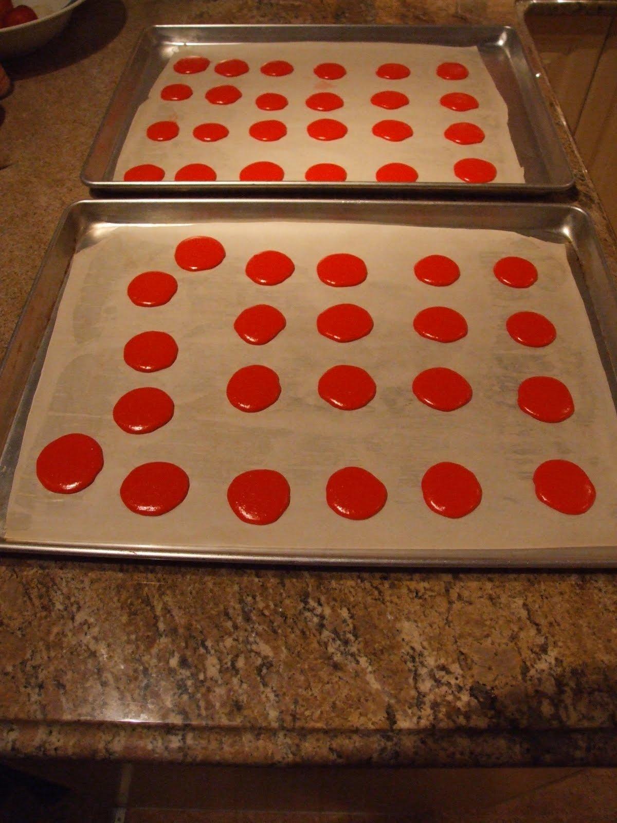 Cuisinez comme un chef macarons for Cuisinez comme un chef