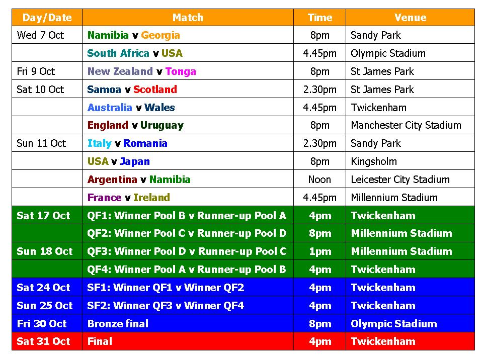 world cup 2015 timetable pdf