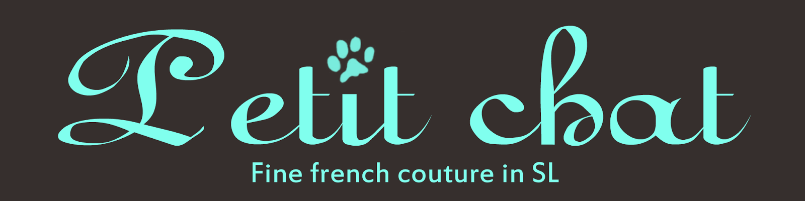 Petit Chat's fine french couture