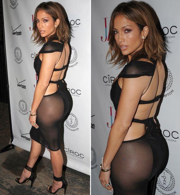 (PHOTOS) Jennifer Lopez Celebrates 46th Birthday Wearing