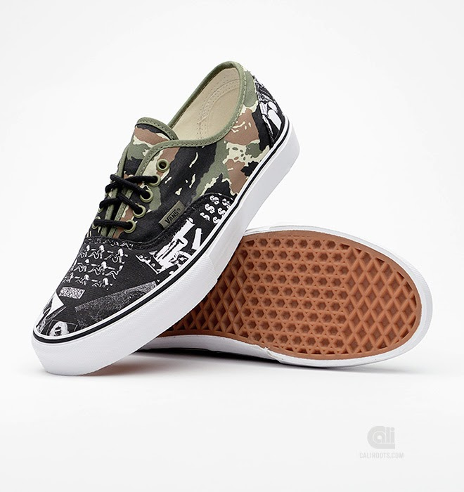 ba898908b0 The Pit by Vans   Cali  Vans Syndicate Authentic S X Weirdo Dave ...