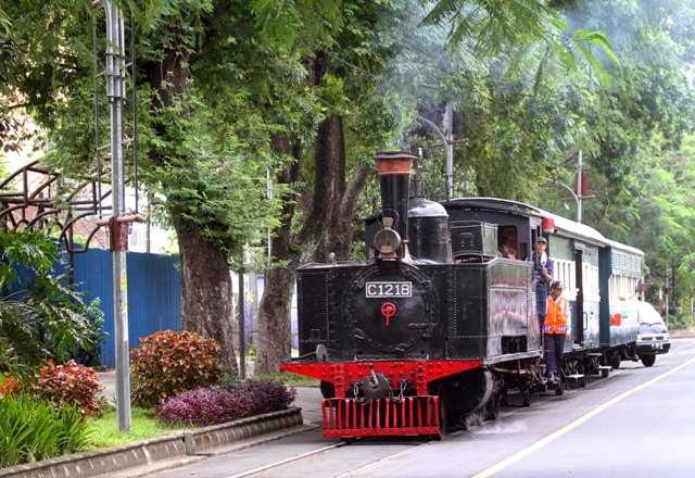 wisata seru naik sepur kluthuk jaladara tempat wisata