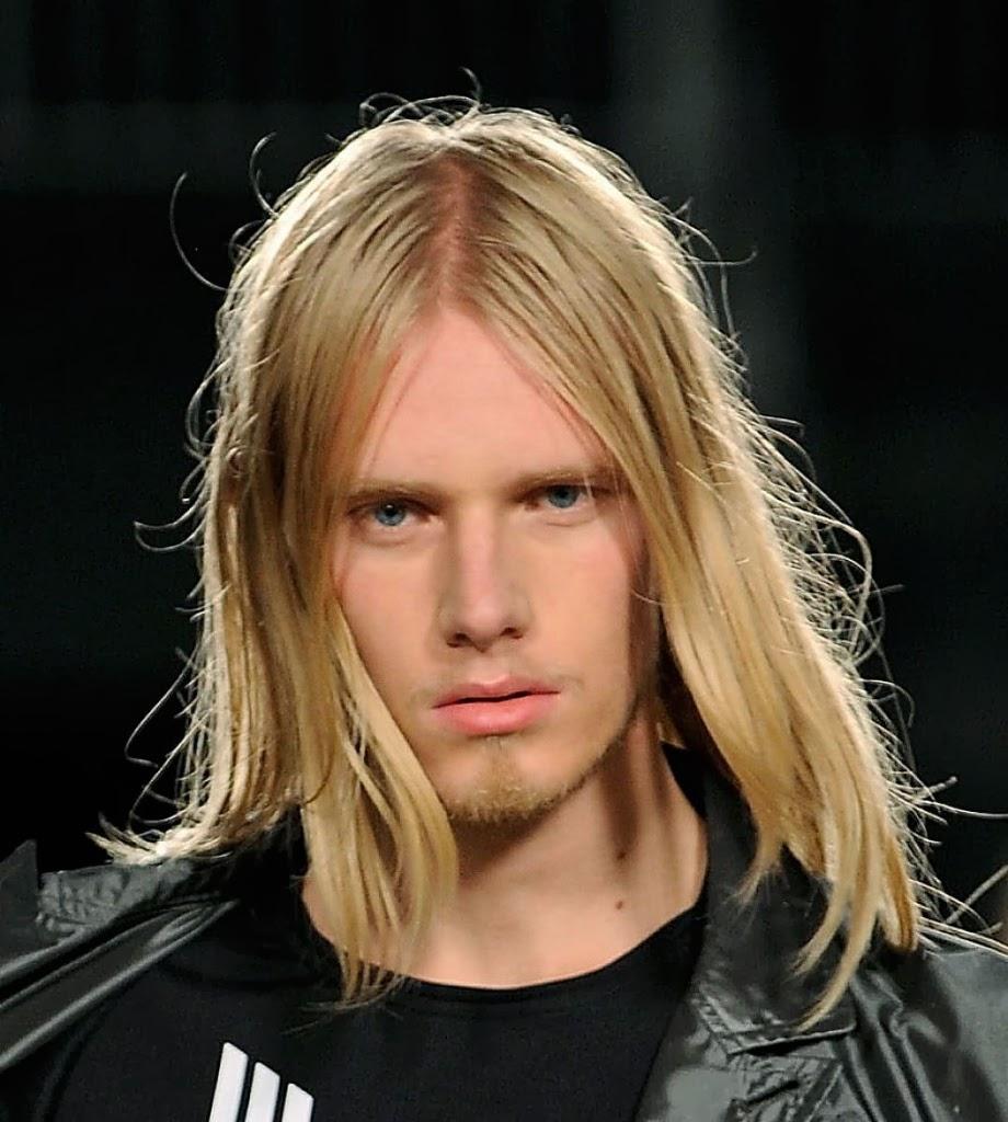 Growing Long Hair Men Men Hair